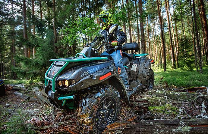Квадроцикл РМ 500-2